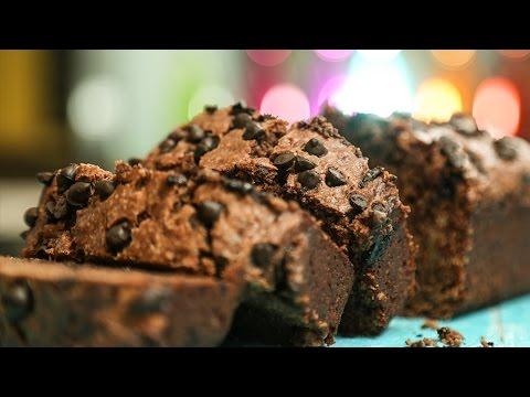 How To Make Chocolate Banana Bread | Banana Chocolate Chips | Eggless Bread Recipe | Upasana Shukla