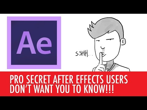 How To Make Your After Effects Animation More Sexy!