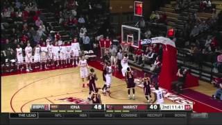 Philip Lawrence NCAA Highlights