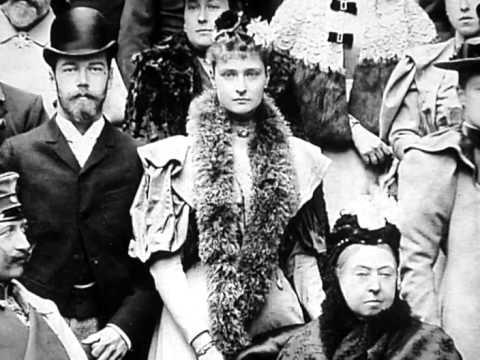 Последние из царей Николай II и Александра