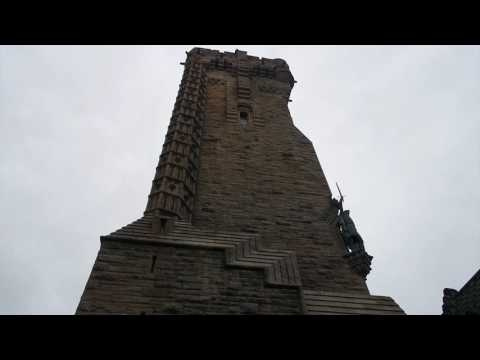 Tripp to the Wallace Monument