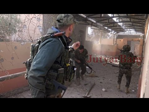 Urban warfare in Bashiqa: Kurds capture ISIS jihadist, suicide belt detonates [08.11.2016]