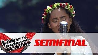 "Video Rafa ""Di Wajahmu Kulihat Bulan"" | Semifinal | The Voice Kids Indonesia Season 2 GTV MP3, 3GP, MP4, WEBM, AVI, FLV Desember 2017"
