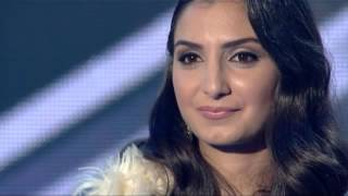 Hristiana Loizu vídeo clipe Adagio (Lara Fabian Cover) (On The X-Factor Bulgaria) (Live)