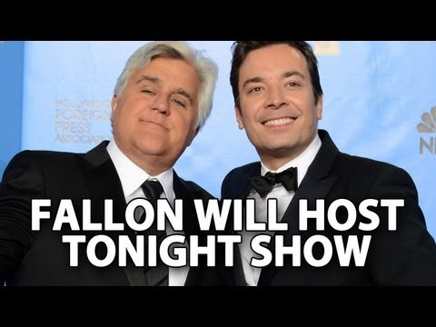Jimmy Fallon Will Replace Jay Leno As Host Of