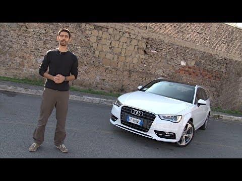 Audi A3 Sportback   La prova della qualità percepita