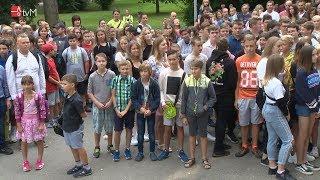 Náhled - ZŠ Mlýnská přivítala své nové prvňáčky