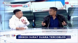 Video Adu Mulut, Kubu TKN dan BPN Saling Tuding soal Surat Suara Tercoblos di Malaysia - iNews Sore 11/04 MP3, 3GP, MP4, WEBM, AVI, FLV April 2019