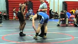 Cody Hey Washington vs Luis Betancourt Raytown 106 lbs