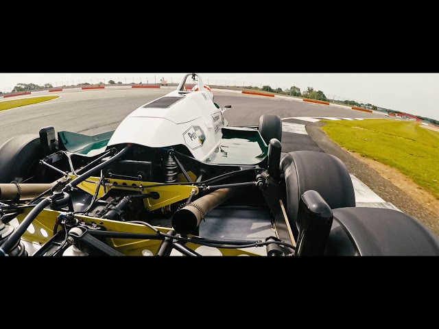 The sounds of 40 years in Formula 1
