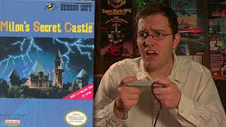 Milon's Secret Castle (NES) - Angry Video Game Nerd (AVGN)