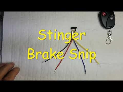 Stinger Brake Snip (BMS)