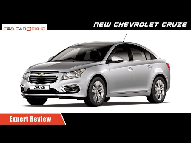 2016 Chevrolet Cruze AT First Drive Review