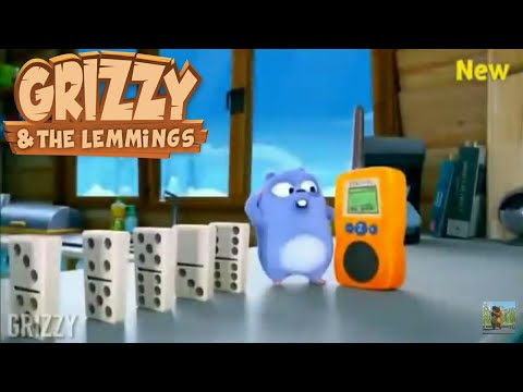 Grizzy and the Lemmings world tour / New Episode no. 159