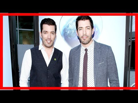 How property brothers' jonathan and drew scott remodeled their lives and landed on top of the world