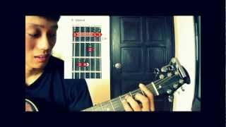 Gtrình Guitar Đệm hát siêu tốc - Bài 3: Tìm giọng - Đổi giọng 1 bài hát