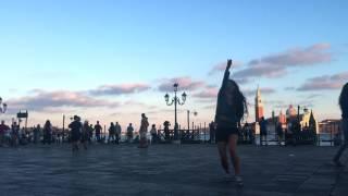 dance bit by bit in Venezia