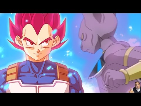 Dragon Ball Z: Battle of Gods (TV Spot 1)