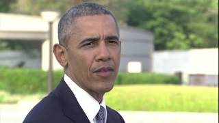 Obama: Hiroshima showed mankind has 'means to destroy itself'