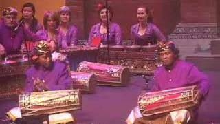 Gamelan Sekar Jaya - Work Sample - 2007