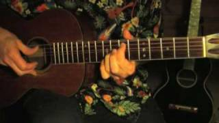 Blues in the key of E Lesson  - Hey Hey -Part 2/2  - Big Bill Broonzy/Backwards Sam Firk