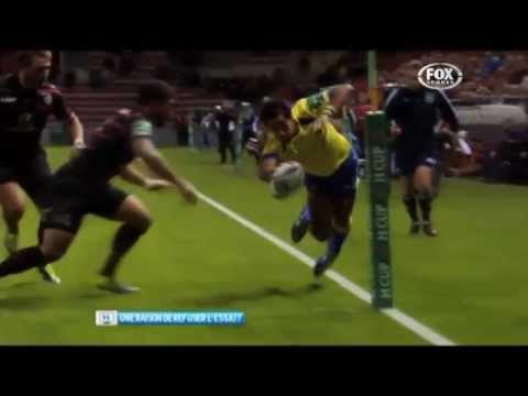 Top 5 try finishes