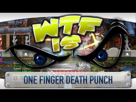Finger - TotalBiscuit takes a look at a new fighting game from Silver Dollar Games. Get it on Steam: http://bit.ly/1n2qhM0 This review copy of the game was provided b...