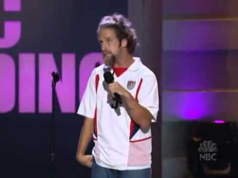 JOSH BLUE - Standup Comedian Video