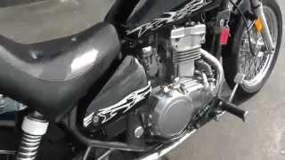 8. 209626 - 2008 Kawasaki Vulcan 500 LTD - Used Motorcycle For Sale