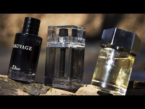 Spring Fragrance Starting Lineup 2018 | BEST Spring Fragrances For Men (видео)