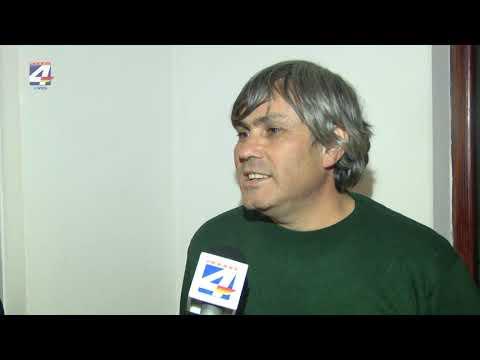 Grupo «Por los bienes naturales de Guichón» fueron recibidos por el intendente