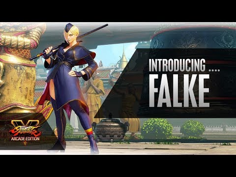 SFV: Character Introduction Series - Falke