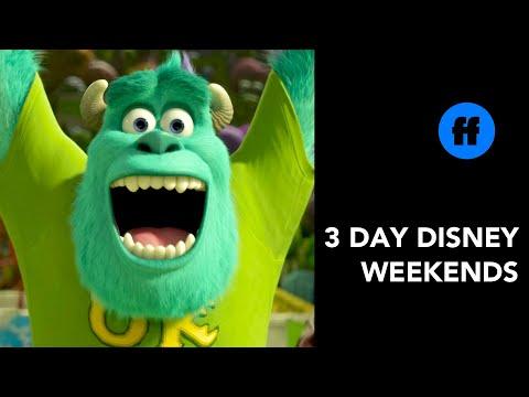 3 Day Disney Weekends | Freeform