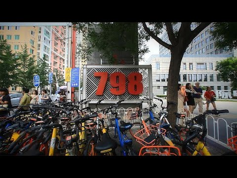 Πεκίνο: Η γειτονιά 798 με τις δεκάδες αίθουσες τέχνης