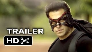 Nonton Kick Official Trailer 1 (2014) - Indian Action Comedy HD Film Subtitle Indonesia Streaming Movie Download