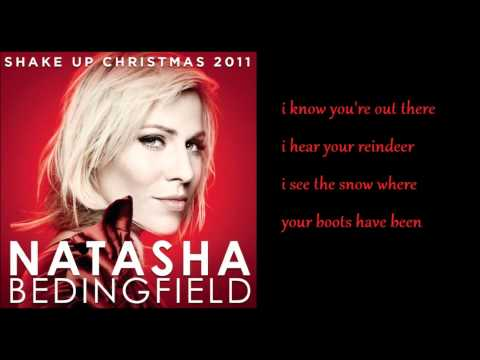 shake up happiness - It's Christmas Time by Natasha Bedingfield (Coca Cola Comercial) in Full High Definition 1080p with lyrics on the screen!!!