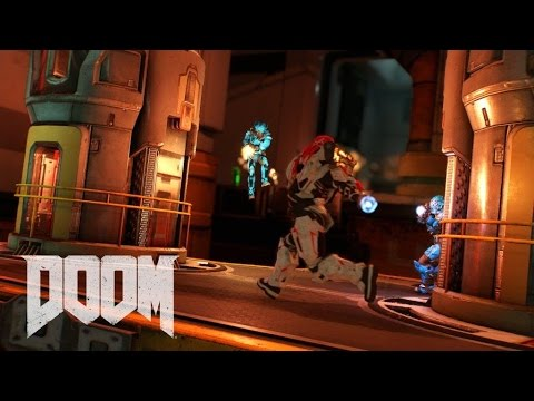 DOOM – HD Multiplayer Trailer