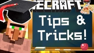 Minecraft New TRICKS&TIPS for 1.5!