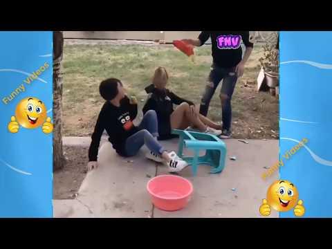 Video hài hước vui nhộn nhất | Những thằng nghịch ngu nhất quả đất - Phần 4