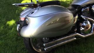 2. 2005 Honda VTX 1800F spec3