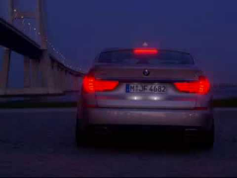New detailed videos BMW 5 Series GT