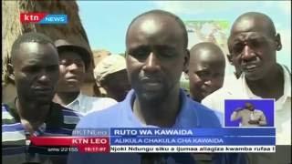 Naibu Wa Rais William Ruto Awashangaza Wengi Kwa Kula Katika Hoteli Ya 'kawaida'