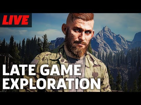 Far Cry 5 Late Game Exploration Gameplay | GameSpot LIVE Replay