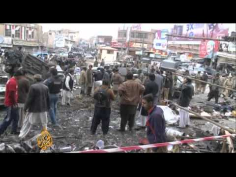Dozens dead in Pakistan sectarian attack