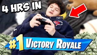 Last to Quit Playing Fortnite Wins $50,000 - Challenge