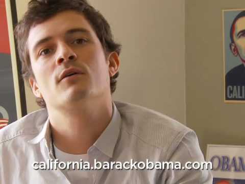 Orlando Bloom Needs You to Make Calls