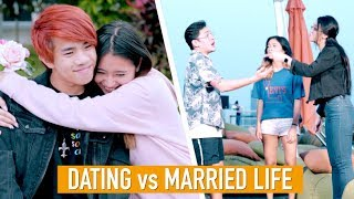 Video DATING vs MARRIED LIFE MP3, 3GP, MP4, WEBM, AVI, FLV Mei 2018