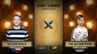 StanCifka vs NickChipper, game 1