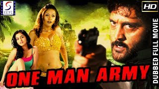 Nonton One Man Army l (2017) South Action Film Dubbed In Hindi Full Movie HD l Ajay, Ramya Film Subtitle Indonesia Streaming Movie Download