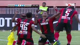 Video Persipura Jayapura vs Persija Jakarta: 3-0 All Goals & Highlights - Liga 1 MP3, 3GP, MP4, WEBM, AVI, FLV Oktober 2017